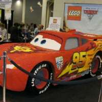 'Cars 2' Trailer Doubles As Lego Commercial