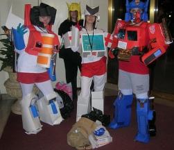 Starscream Bumblebee Ratchet Optimus