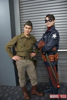 Bucky and maybe Bucky