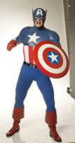 Captain America muscle