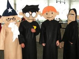 Cartoon Potter