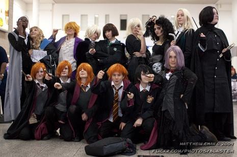 HP group shot