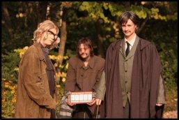 Moody Sirius and Lupin