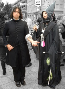 Severus and You Know Who