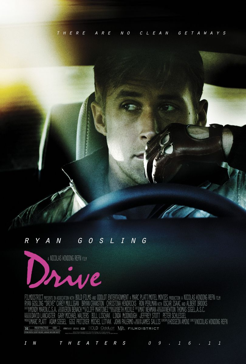New Poster for Ryan Gosling's DRIVE