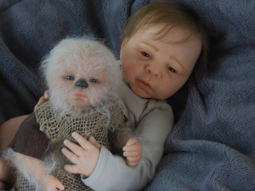 STAR WARS Babies Not As Cute As You'd Hope | He Geek She Geek
