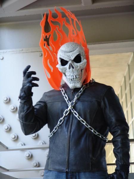 Gallery Female Ghost Rider Costume