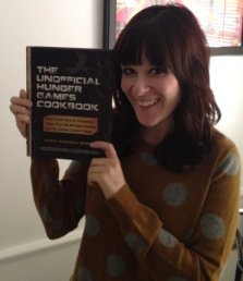 Emily Ansara Baines - Unofficial Hunger Games Cookbook