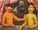 Bert et un de ses freres
