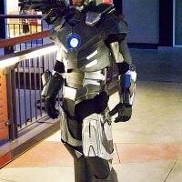 THE AVENGERS Cosplay Day 5 - Iron Man