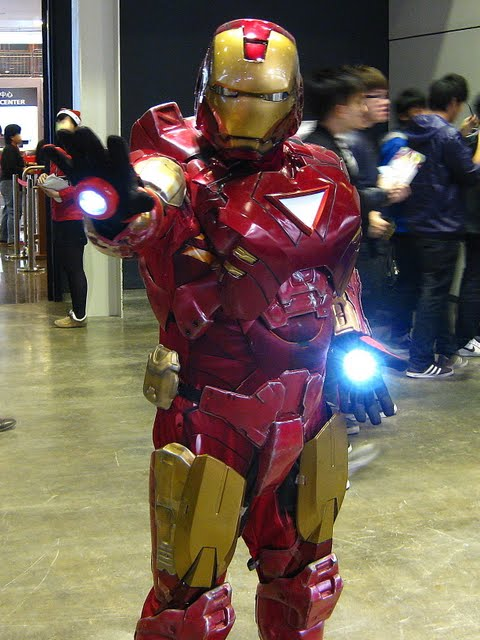 Le cosplay ! Asia-game-show-2010-cosplay-iron-man-2