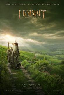 hobbit comic con