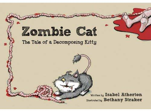 Zombie Cat book cover