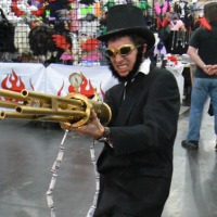 Abraham Lincoln Cosplay - Yes, We Went There