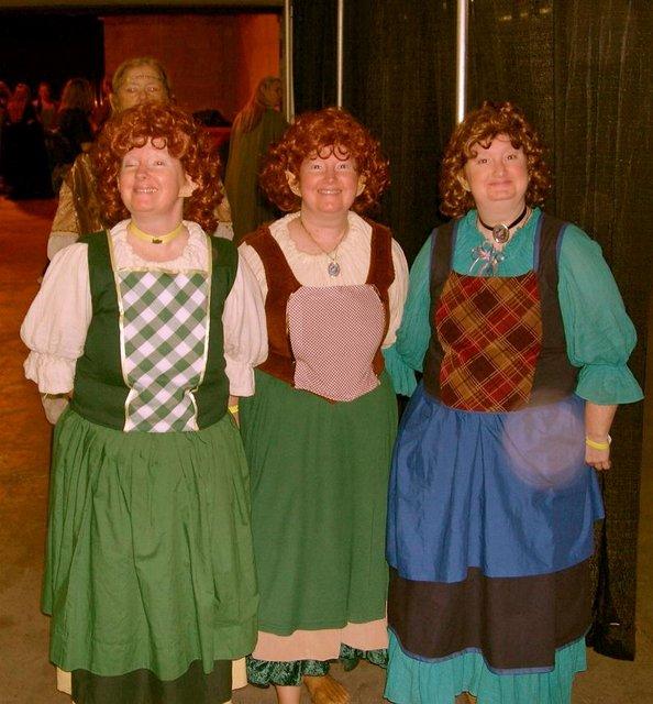 hobbit sisters