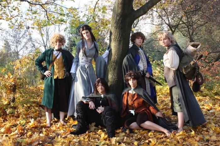 hobbits lotr