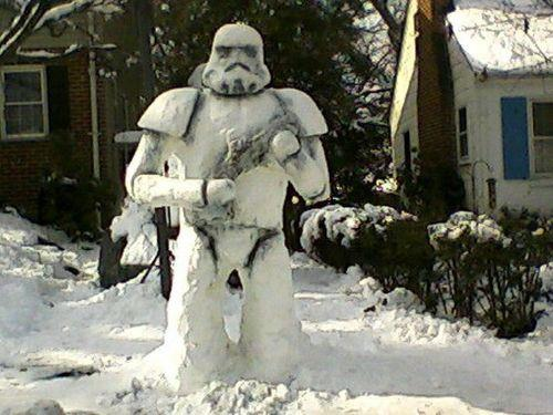 snow trooper