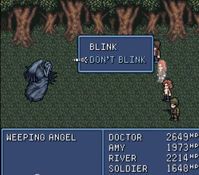 doctor who 16 bit