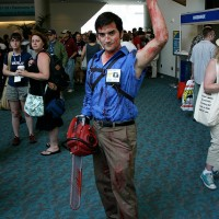 EVIL DEAD Cosplay