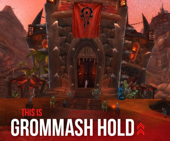 wow grommash-hold