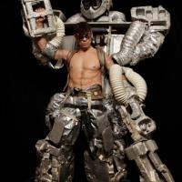 Giant Robot Cosplay