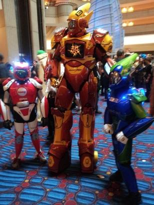 robot-cosplay