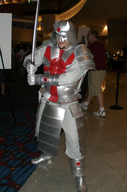 Silver Samurai NukeA6