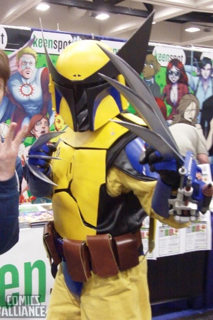 Wolverine Fett