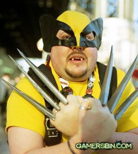 Wolverine gamersbin
