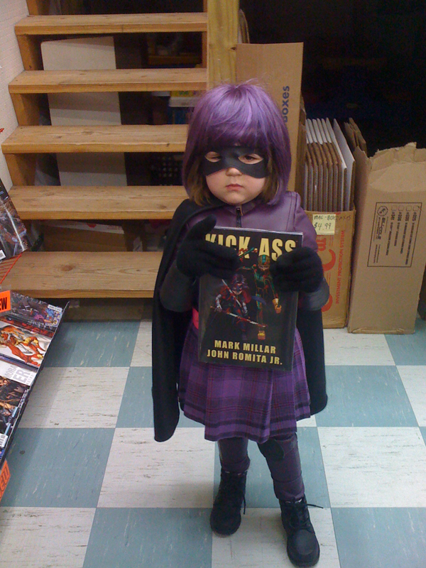 hit girl tiny