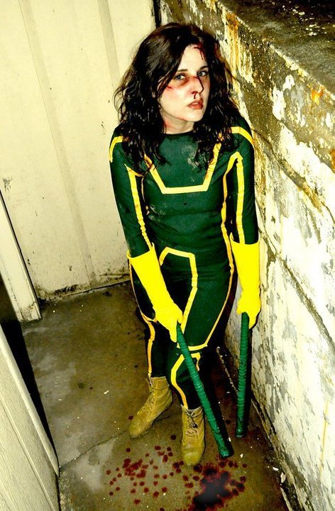 kick-ass female