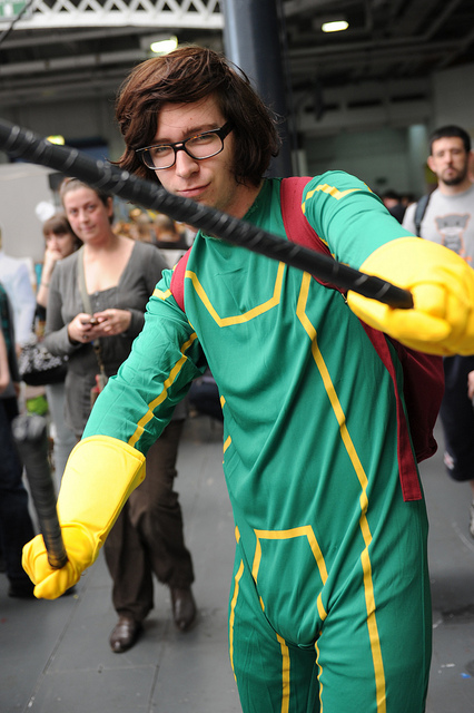 Kick-ass unmasked