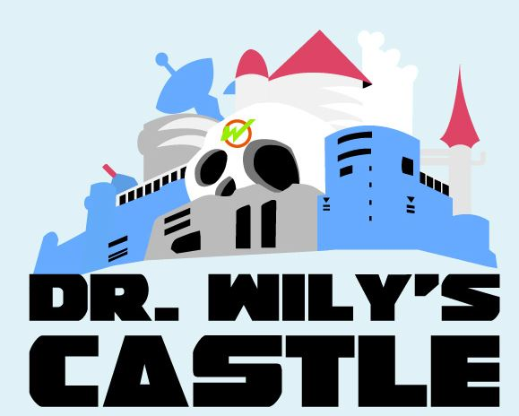 dr wily's castle