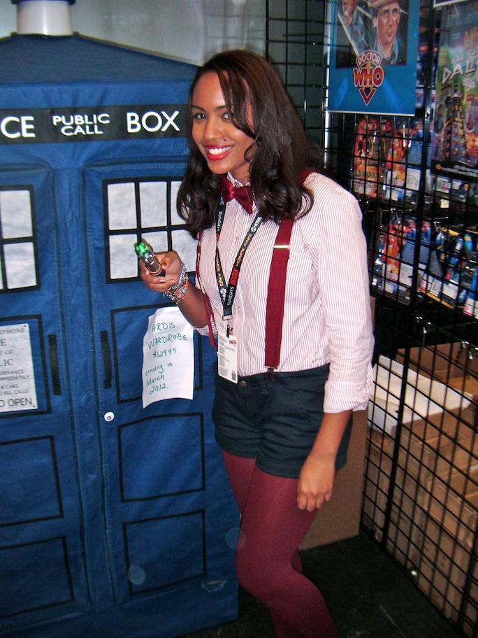 DOCTOR WHO 50th Anniversary Cosplay | He Geek She Geek