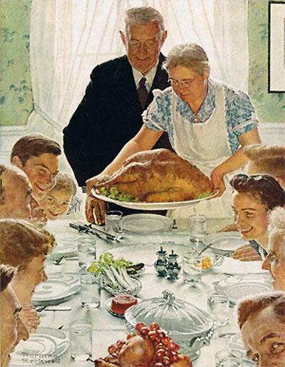 thanksgiving nr