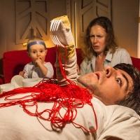 Family Creates Famous Movie Scenes in Cardboard
