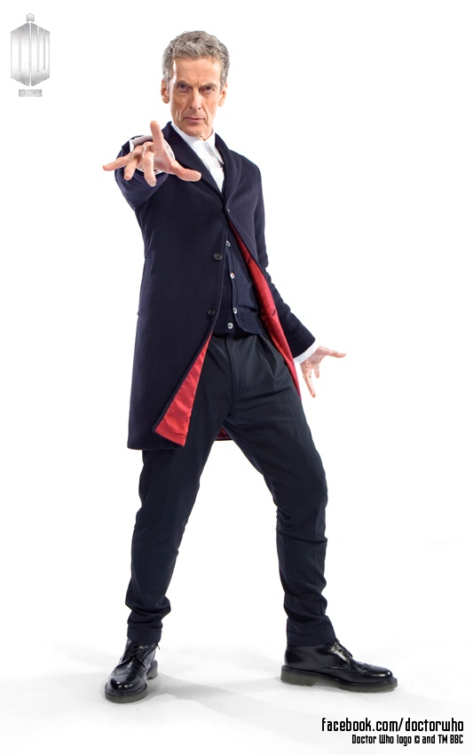 doctor who capaldi clothes