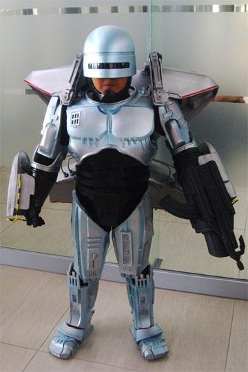 Robocop Kids Costume Digital Camera