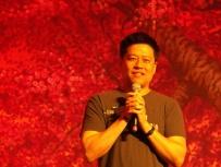 Garrett Wang of Star Trek Voyager for Geek Media Expo