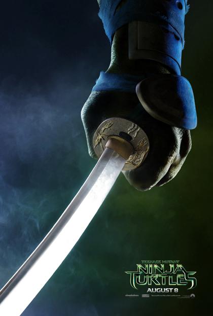 leonardo-TMNT-Poster