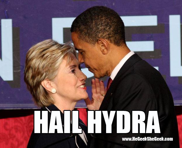 obama hydra