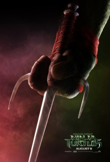 raphael-TMNT-Poster