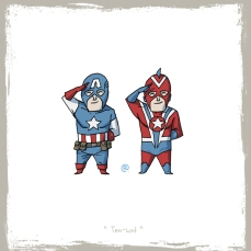 little_friends_captain_america_and_commander_steel_by_rawlsy-d63lji3