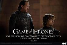 game of thrones bronn