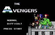 avengers 8bit