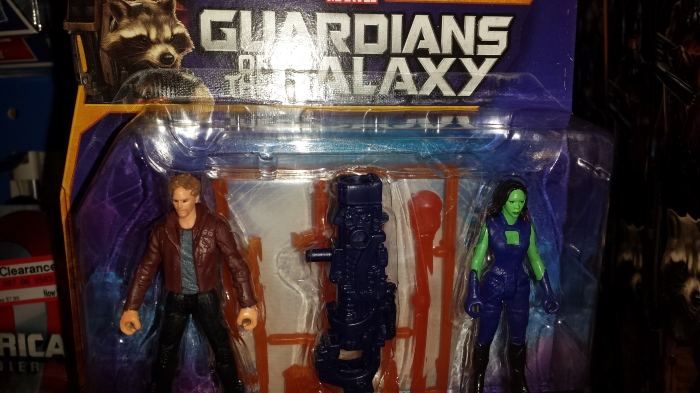 guardians star lord gamora