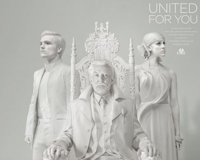 mockingjay portrait