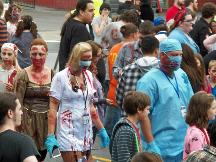 medical zombies