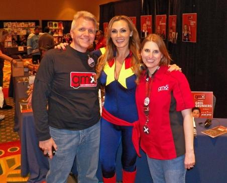 Tanya Tate Capt Marvel