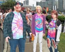 tie dye zombies